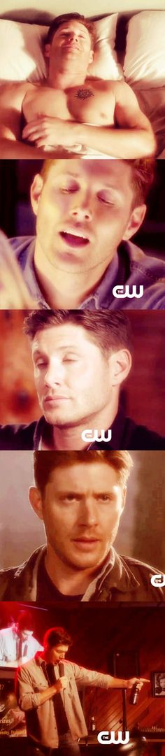SPOILERS!!! - Demon Dean - Season 10 [gifset]