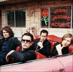 The Killers is the best band ever!!