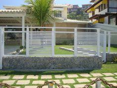Grades e portões feitos para a segurança da sua casa.