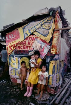 A home in the Philippines..So next time you want to bitch about not getting what u want. Look at this and know how blessed you are!