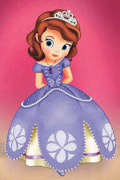 Sofía', una princesa latina de Disney que causa polémica - La Razón