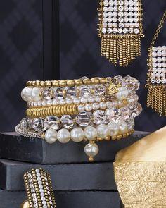 Practical Pearls Bracelet | $69 | https://silpada.com/public/?rep=tracy.daniels