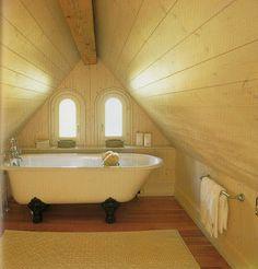 #shabby #attic #bathroom