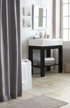 Mortex noir salle de bain mortex tadelakt decoration for Novello salle de bain
