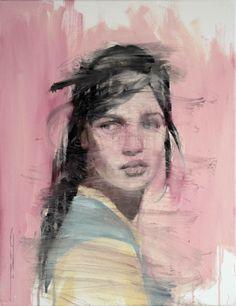 felixinclusis:  nearlya:Julio Alan LepezN, 2009, oil on canvas  H