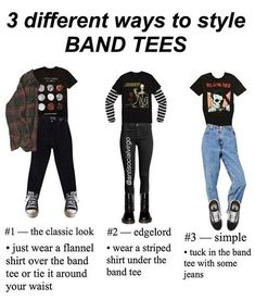 one —Cassette – Grunge Outfits Grunge Outfits, Neue Outfits, Punk Outfits, Grunge Fashion, Fashion Outfits, Punk Fashion, Lolita Fashion, Cute Emo Outfits, Fashion Teens