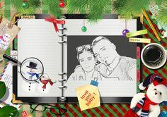 Słodkie smakołyki dla dzieci w Święta Bożego Narodzenia. 531890827