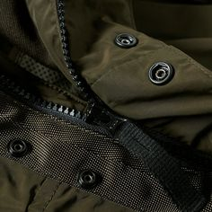 Stone Island Micro Reps Hooded Jacket (Olive)