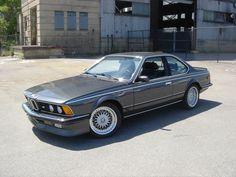 sixracer .com - 1985 BMW M635CSi (European Spec) 3.5L, Inline 6 DOHC 24V 10.5:1 Compression Ratio Bavarian Autosport Chip 307 Bhp / 271 lb. ft. 5-speed manual 3.73:1 Final Drive, 75% LSD Just installed refinished BMW/BBS RC035/038 17x8/9 wheels! Running 235/45ZR-17 and 255/40ZR-17 Kumho Ecsta XS