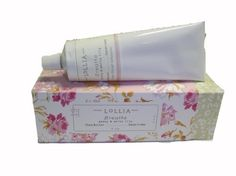 Lollia Breathe Peony  White Lily Shea Butter Hand Creme  40 oz >>> Find out more about the great product at the image link.