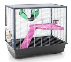 Käfig Nagerkäfig Rattenkäfig Kleintierkäfig ~ Savic Zeno 2 ~ in Haustierbedarf, Klein- & Nagetiere, Käfige, Auslauf & Gehege   eBay