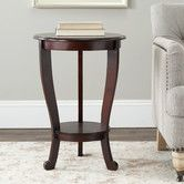 This unique side table displays a brilliant Cape Cod design. It is made with a pedestal flare and has a modern look and feel. Use this table to accent any room or office. The pedestal makes a real statement in a room with its black color. Black Side Table, Round Table Top, Sofa End Tables, End Tables With Storage, Coffee Tables, Bedside Tables, Console Tables, Nightstand, Cape Cod