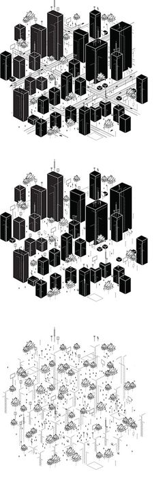 "The Field, by Microcities. Interesting graphic on ""disurbanism."""