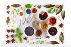 seasoning by IriGri on @creativemarket