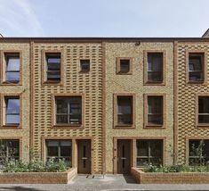 Amsterdam, Bpd, Affordable Housing, Brickwork, Facade Architecture, Multi Story Building, Gouda, Utrecht