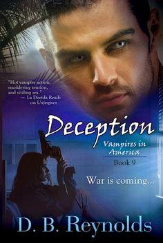 KT Book Reviews: Deception (Vampires in America #9) by D.B. Reynold...