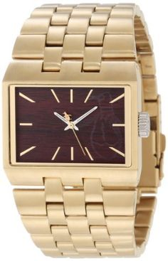 Original Penguin Men's OP 3007 GD Bogey Analog Display Goldtone Stainless Steel Watch Original Penguin. $124.99. All goldtone stainless steel; Wooden dial with detailed artwork; Water-resistant to 30 M (99 feet); Durable mineral crystal protects watch from scratches; 3 hand quartz movement