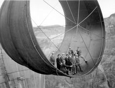 These Photographs of the Hoover Dam Being Built Are Absolutely Mindblowing