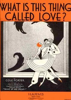 Cole Porter, part 1: standards and selected hits, 1928-34