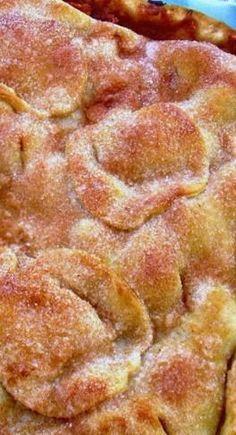 Apple Dumplings Cobbler