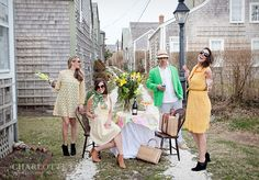 what to wear in nantucket spring daffodil day 6 classic picnic