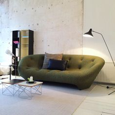 Ploum Sofa from Ligne Roset. Designed by Erwan and Ronan Bouroullec ...