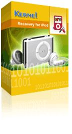 Restore your lost data from corrupt, frozen, inaccessible, formatted, damaged iPod drives with ease.      Gain access to your corrupt iPod data including sound files, image files, audios, videos, documents, etc.