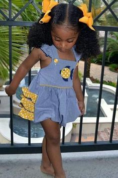 30 Cute and Easy Natural Hairstyle Ideas For Toddlers protective styles for toddlers Black Baby Girls, Cute Black Babies, Beautiful Black Babies, Cute Little Girls, Cute Baby Girl, Beautiful Children, Cute Babies, Cute Kids Fashion, Baby Girl Fashion