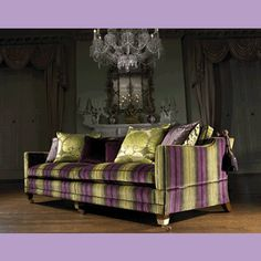 The Trafalgar Duresta is a traditional sofa with drop arms, feather-filled back cushions and beautifully hand carved, polished antique finish legs. Home Decor Furniture, Furniture Design, Funky Furniture, Lounge Furniture, Striped Sofa, 5 Seater Sofa, Traditional Sofa, Classic Sofa, Lounge Seating