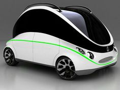 Futuristic Taxi Concepts - Public Transportation Of The Future - Drivespark