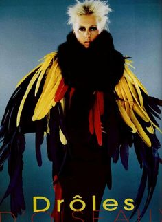 John Galliano for Christian Dior Spring/Summer 1997 Haute Couture