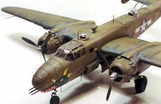 North American B-25D by Eli Raphael (Accurate Miniatures 1/48)