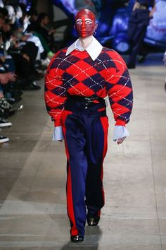 Charles Jeffrey Loverboy Fall 2018 Menswear Fashion Show Collection