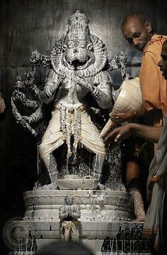 32000 year old Idol of Narasimha (Lord Vishnu Avatar) found in Germany