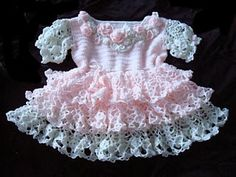 letsjustgethooking : FREE PATTERN  BABY DRESS  DISCLAIMER First and f...