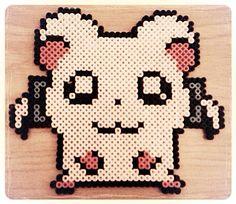 Bijou Perler beads by xSann on deviantART