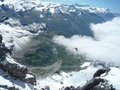Engelberg-Titlis, alt 3020m - la Elvetia. Engelberg, Mountains, Nature, Travel, Naturaleza, Viajes, Destinations, Traveling, Trips