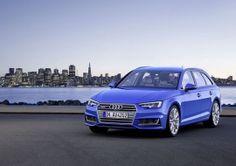 Объявлены цены на Audi A4 нового поколения в России..
