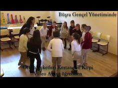 Kestane ve Kirpi Orff Şarkısı ve Hareketleri Bir vermış bir yokmuş kitabından Büşra Gençel - YouTube