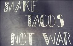 ...or eat tacos from Torchy's Taco Truck in Austin :-)
