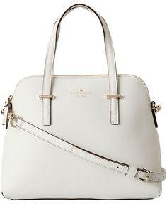 Kate Spade Cedar Street Maise (Cream) - Bags and Luggage
