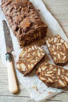 My Chocolate Malt Fridge Cake - Το Δικό μου Μωσαϊκό www.thefoodiecorner.net (english) www.thefoodiecorner.gr (greek)