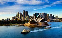 Sydney Wallpaper Desktop ~ Jllsly
