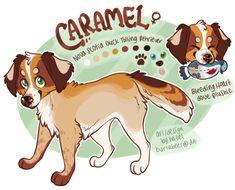 caramel+ref+by+burtzbees.deviantart.com+on+@DeviantArt