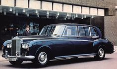 1972 Limousine by Mulliner Park Ward (chassis PRH4700, used in the Rolls-Royce brochure by the early 80's)