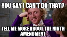 The 9th amendment was introduced into the United States Constitution as a part of the Bill of Rights on September 5, 1789 and was ratified on December 15, 1791. The 9th amendment states that there are other rights that may exist aside from the ones explicitly mentioned, and even though they are not listed, it does not mean they can be violated. Rights are given to all citizens and people.