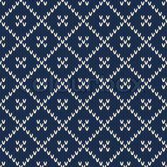 Festive and Fashionable Sweater Design Knitting Charts, Knitting Stitches, Knitting Socks, Free Knitting, Knitting Patterns, Knitting Tutorials, Vintage Knitting, Double Knitting, Fair Isle Chart