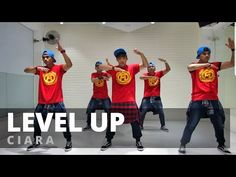 LEVEL UP by Ciara | Zumba | Pop | TML Crew Vietnam Kelvin Leal - YouTube Zumba Workout Videos, Workouts, Zumba Songs, Boredom Busters, Level Up, Vietnam, Trainers, Dance Exercise, Zumba Fitness