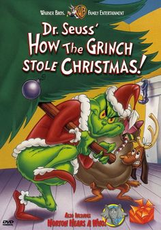 "Dr. Seuss' ""How the Grinch Stole Christmas!"""