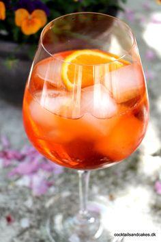 God og lækker opskrift på aperol spritz